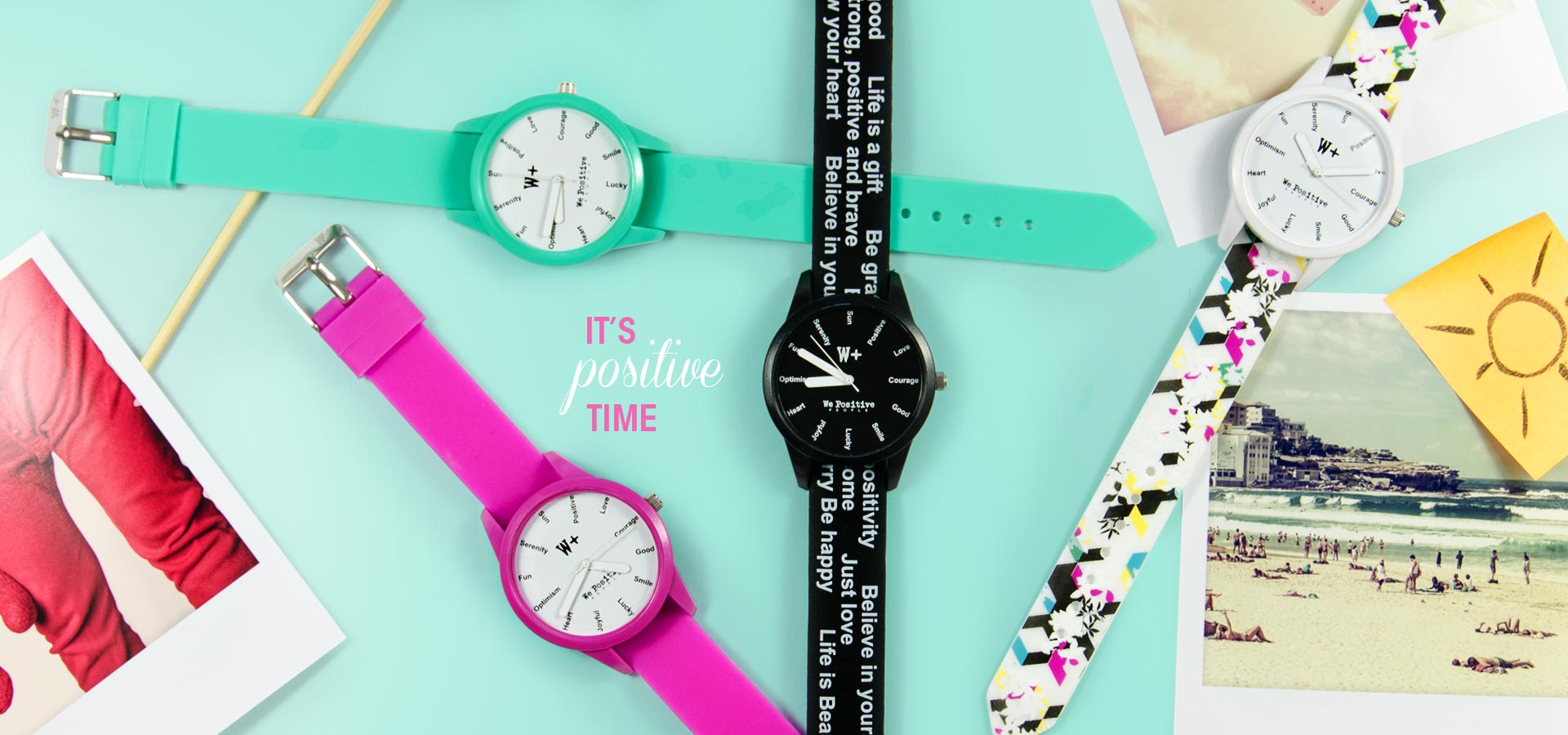 orologi we positive