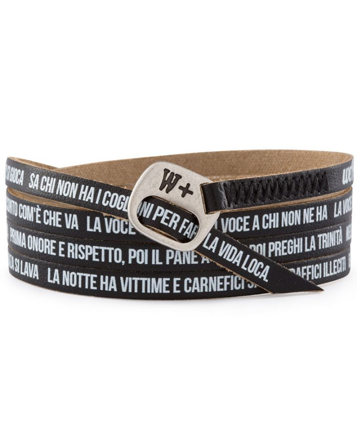 "Bracciale My Song ""Vida Loca"" Club Dogo"