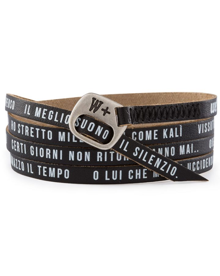 "Bracciale My Song ""Qualcosa in mente"" Club Dogo"
