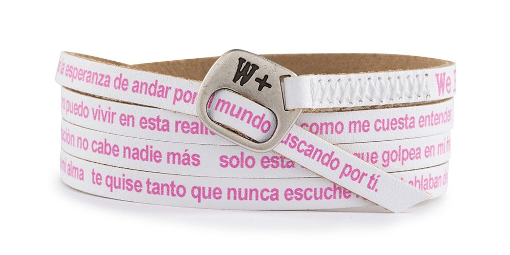 My Song International I bracciale di Paulina Rubio